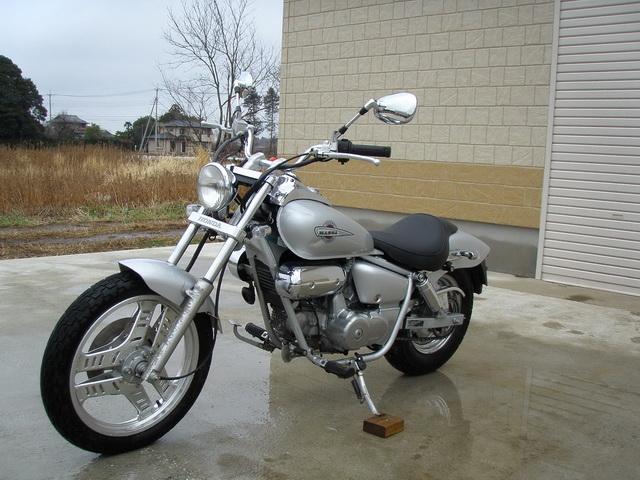 мотоциклы honda magna
