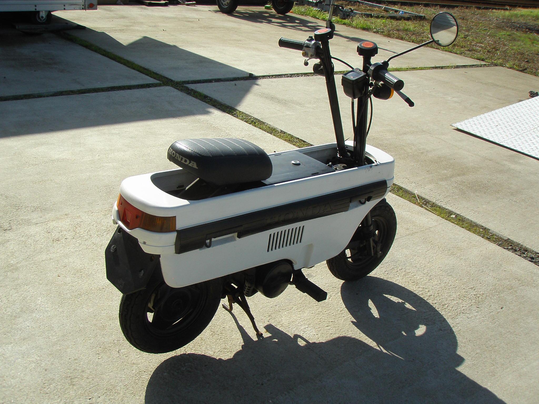 складной Скутер Honda