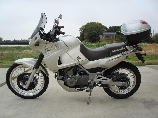 мотоцикл kawasaki kle 400